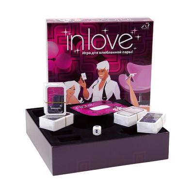 In Love настольная игра