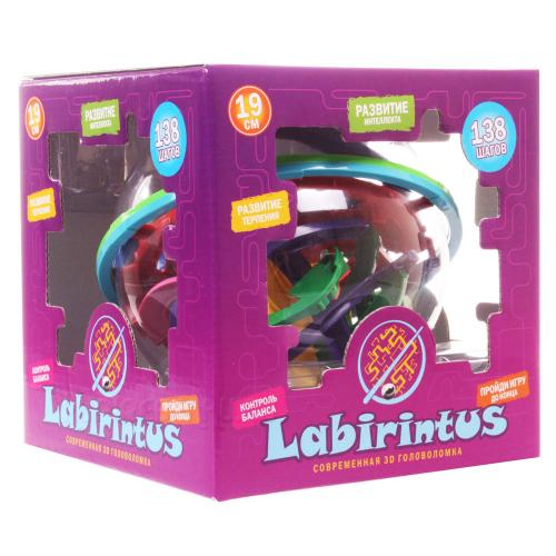 Labirintus (лабиринтус)  на 138 шагов