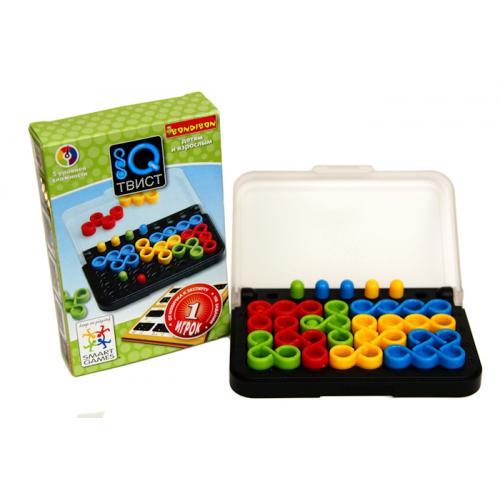 Настольная игра-головоломка  IQ Твист 100