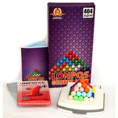 Игры-головоломки Lonpos и IQ