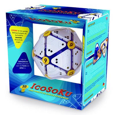 Recent toys. Судоку-шар (IcoSoKu)