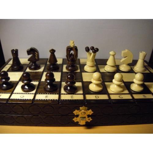 Шахматы N112 (34х17х4.5см)