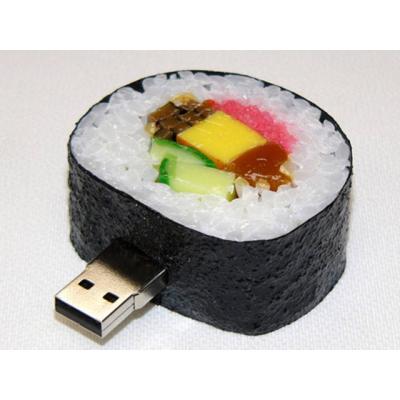 Флешка 8гб (суши)