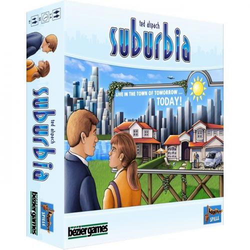 Субурбиа (Suburbia) настольная игра