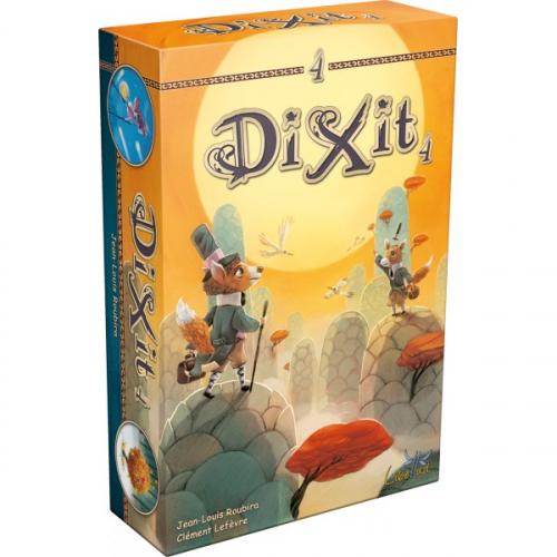 Диксит (Dixit) 4 дополнение