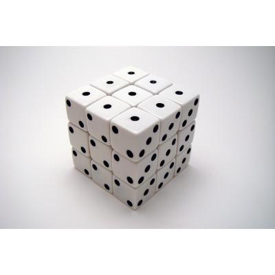 Кубик игральный D6 дайсы (dice)