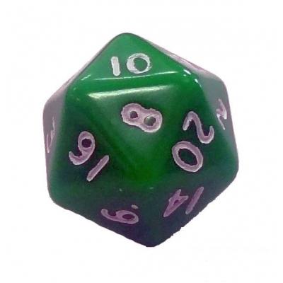 Кубик игральный D20 дайсы (dice)