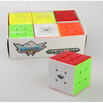 Кубик  рубик 3х3х3  Qiyi MoFangGe (пластик)