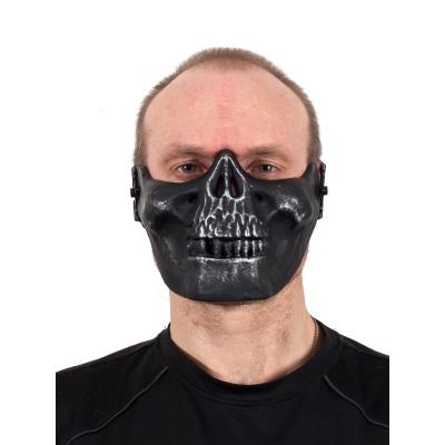 Маска череп (пластик)