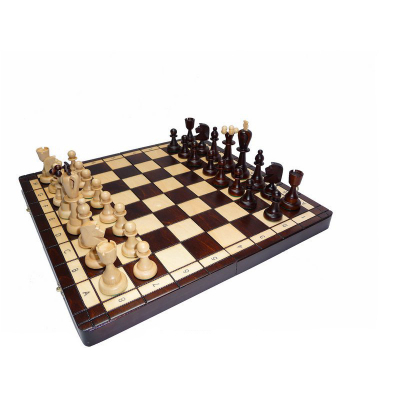 """Шахматы №115, """"Аськи"""""""
