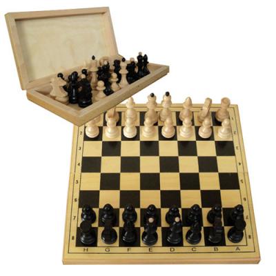 Шахматы  40х40см (Россия)