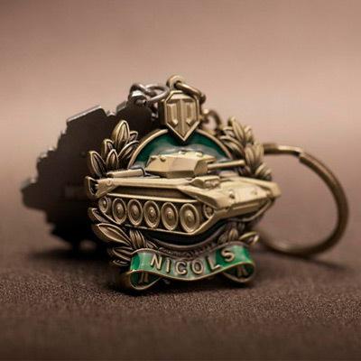 Брелок world of Tanks (Nicols)