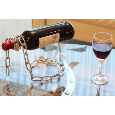 Держатель (подставка) для бутылки «Цепь»