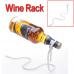 Держатель (подставка) для бутылки «Веревка»