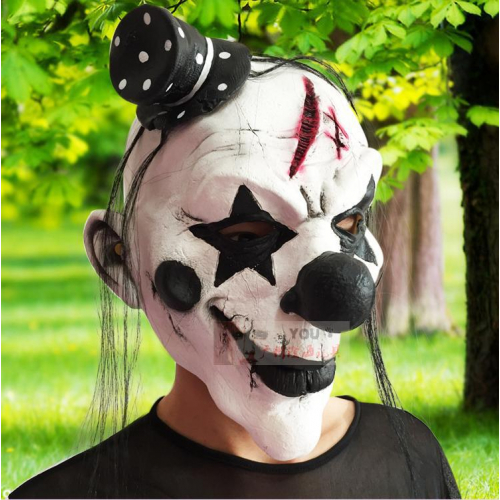 Клоун маска