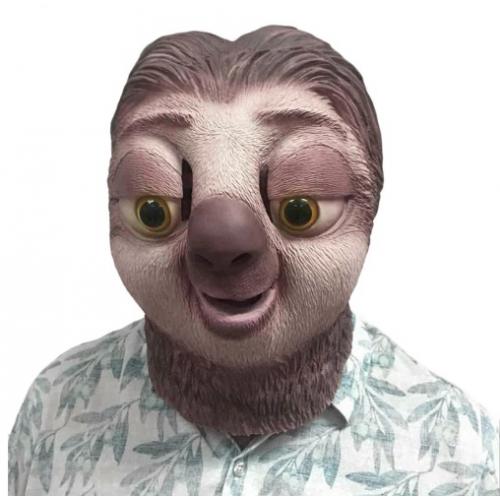 Ленивец маска