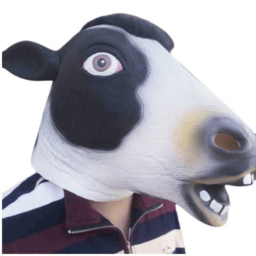 Маска Корова (Cow)
