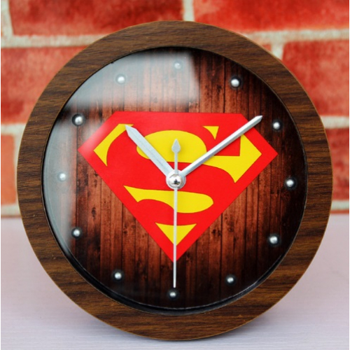 Будильник-часы Супермен (Superman)