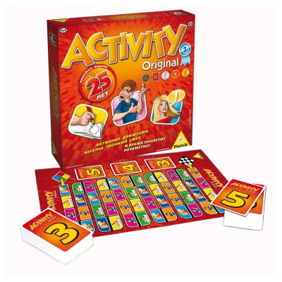 Aktivity ( активити ) все наборы настольной игры