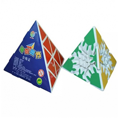 Пирамида с шестеренками головоломка