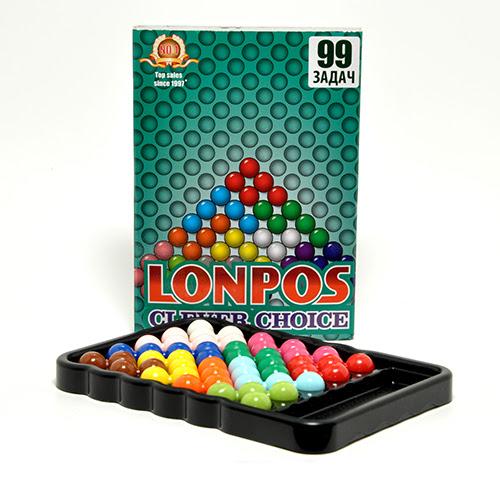 Lonpos Clever Choice 99 (Лонпос) логическая игра