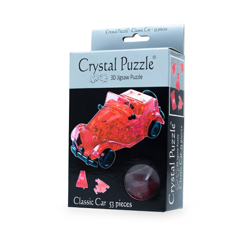 3Д пазл (crystal puzzle 3d) Авто