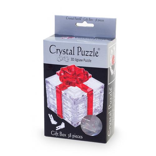 3Д пазл (crystal puzzle 3d) Подарок