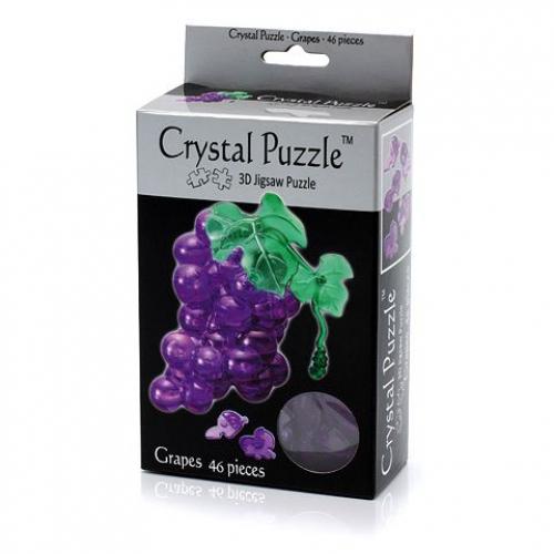3Д пазл (crystal puzzle 3d) Виноград