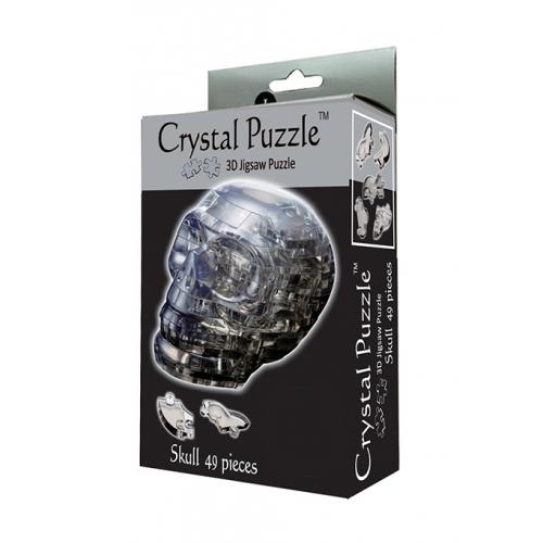 3Д пазл (crystal puzzle 3d) Череп