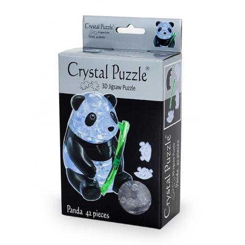 3Д пазл (crystal puzzle 3d) Панда