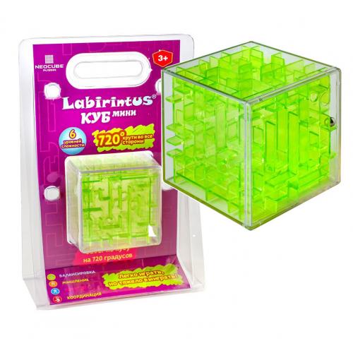Labirintus (лабиринтус) Куб 6см