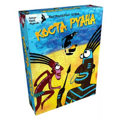 Коста Руана (Costa Ruana) настольная игра