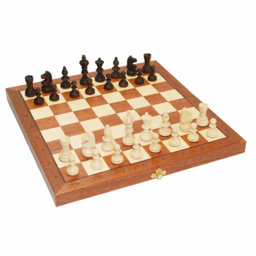 Шахматы №122AF турнирные 35