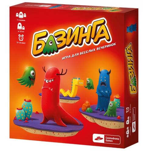 Базинга (bazinga) настольная игра