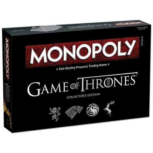 Monopoly Настольная игра Монополия Игра Престолов