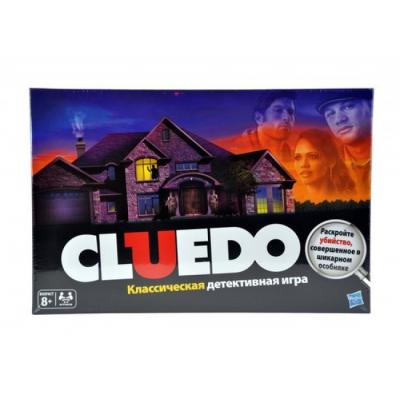 Клуэдо (Cluedo) настольная игра