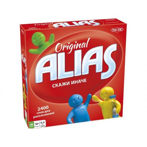 Алиас (Alias Original, элиас) оригинальная настольная игра