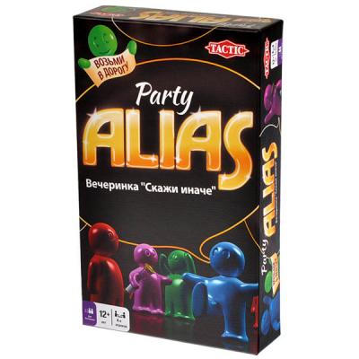 Алиас (Alias, элиас) Вечеринка компакт