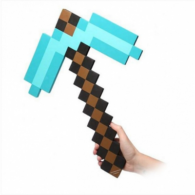 Майнкрафт (Minecraft) алмазная кирка